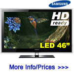 "More Info | Samsung UE46B7020W 46"" LED >>>"