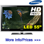 "More Info | Samsung UE55B7020W 55"" LED >>>"